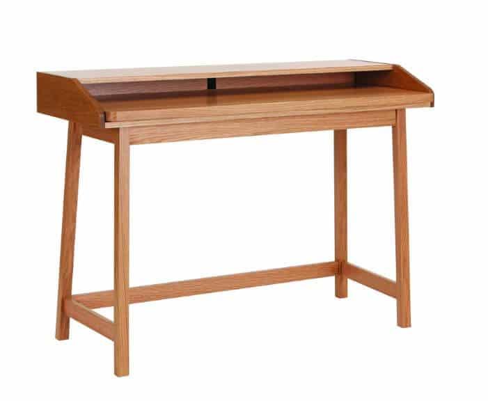 Mesa escritorio extensible en madera St. James