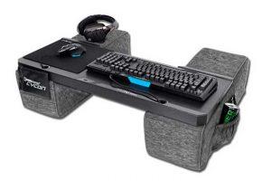 Soporte gaming Couchmaster CYCON color gris